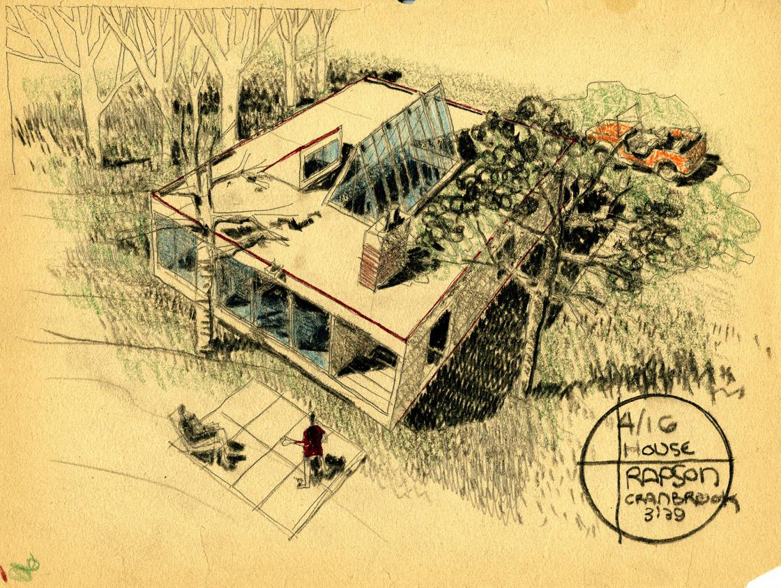 Cranbrook Collections--Architecture