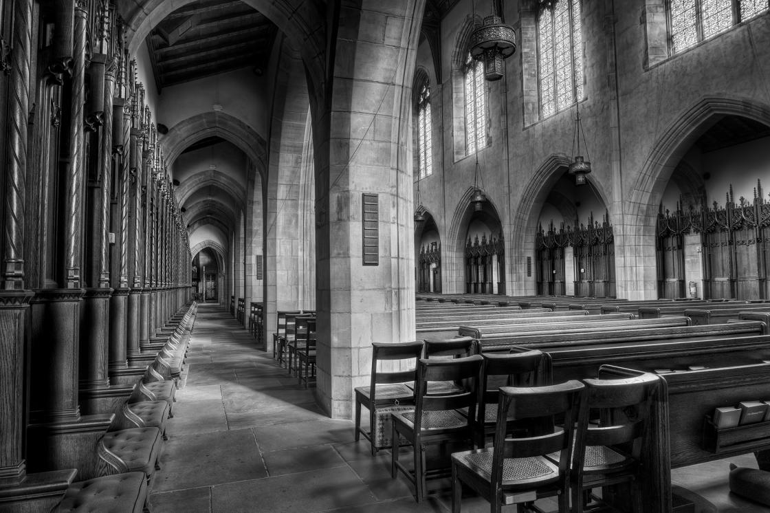 Christ Church Cranbrook interior photography by Colton Graub