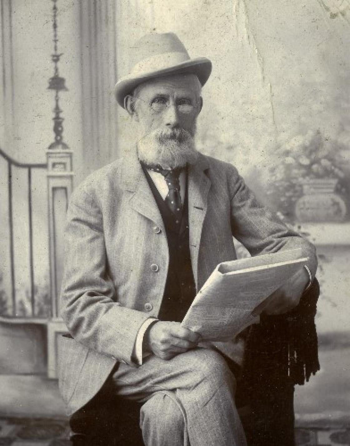 Henry Wood Booth image