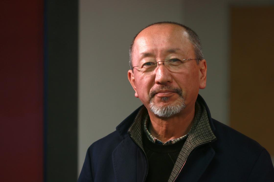 Professional landscape designer and site planner, Shinichiro (Shin) Abe