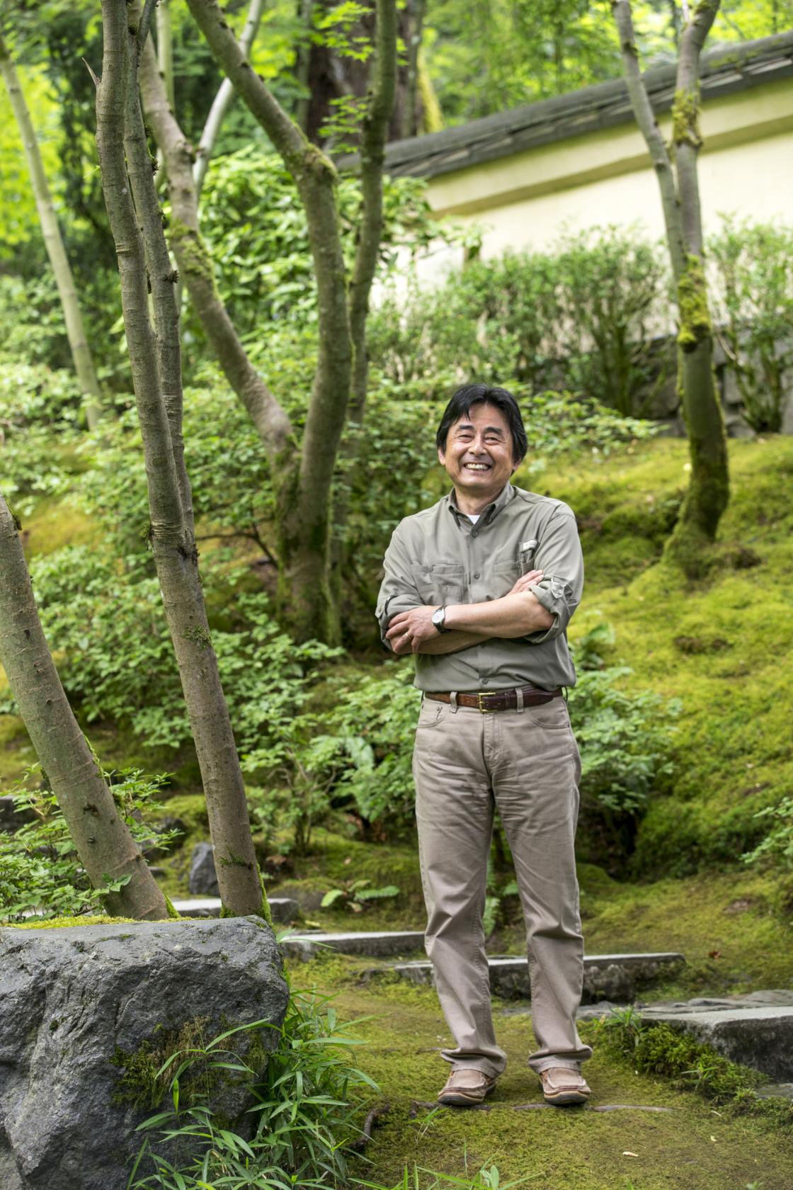 ... He Completed The Shoun Kei Japanese Garden At Sarah Duke Gardens At  Duke University (2015) And Currently Is Working On The Rolex Headquarters  In Dallas ...