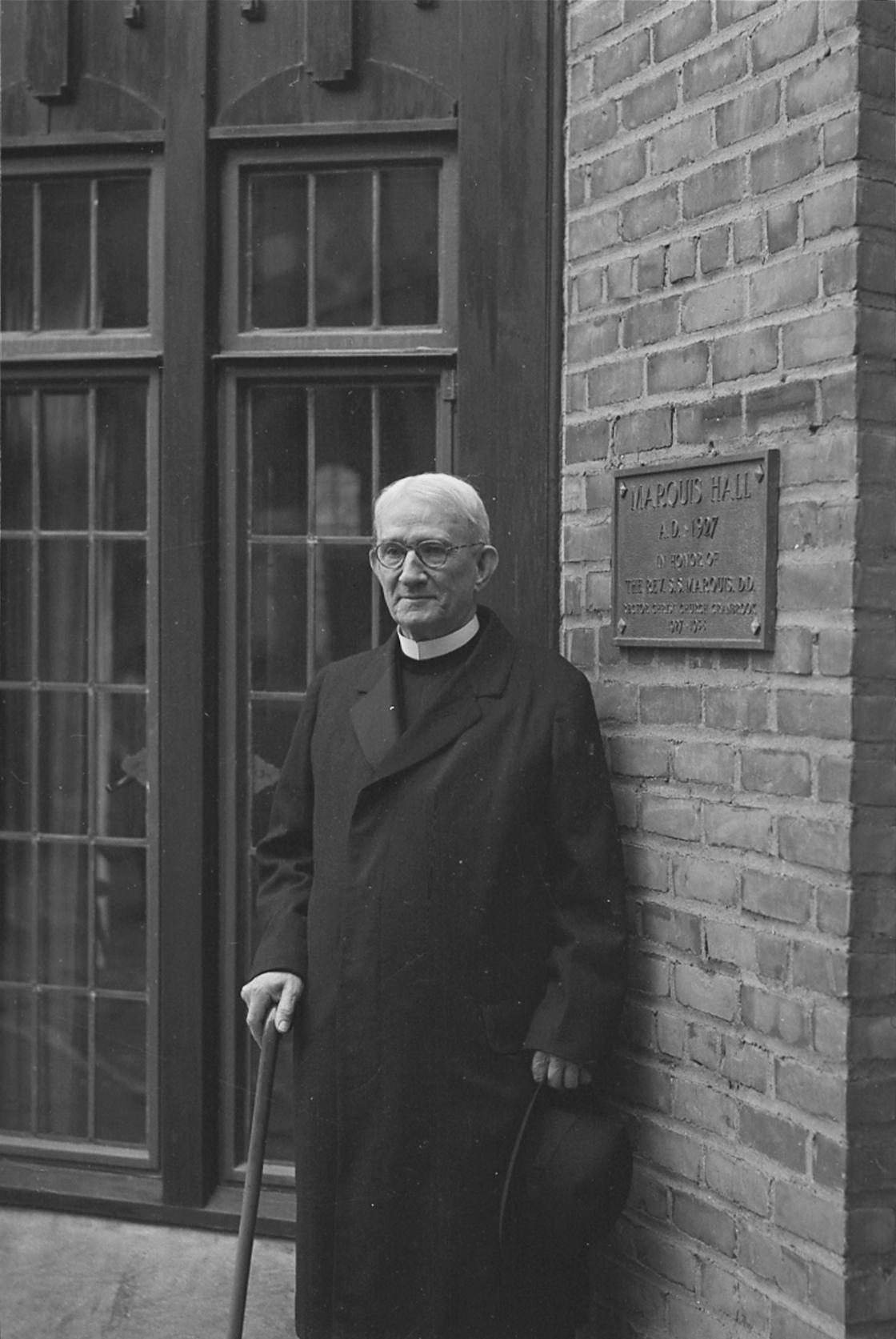 Samuel Simpson Marquis